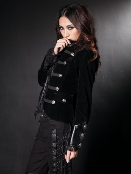 black-gothic-short-jacket-for-women (2)